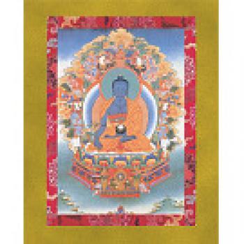Der Medizinbuddha (001-807CG)